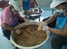 โครงการส่งเสริมงานประเพณีตีผึ้งร้อยรัง ๑๕ ค่ำ เดือน ๕