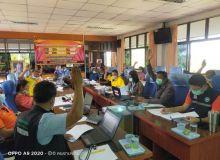 ประชุมคณะกรรมการบริหารกองทุนหลักประกันสุขภาพ ครั้งที่ 2/2564